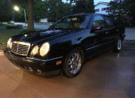 1997 Mercedes Benz E300 Diesel
