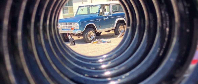 1966 Ford Bronco Pt.IV