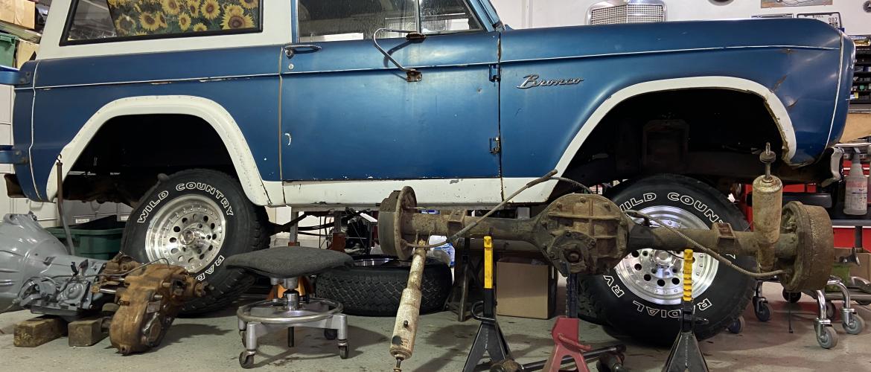 1966 Ford Bronco Pt.V